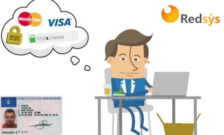 Comprar Duplicado Carnet de Conducir Online, 100% por Internet.