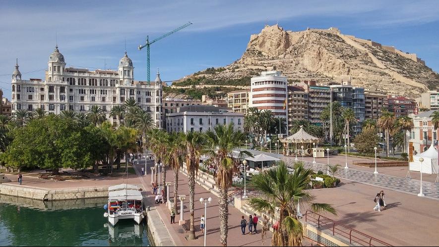 Pedir cita previa DGT Alicante